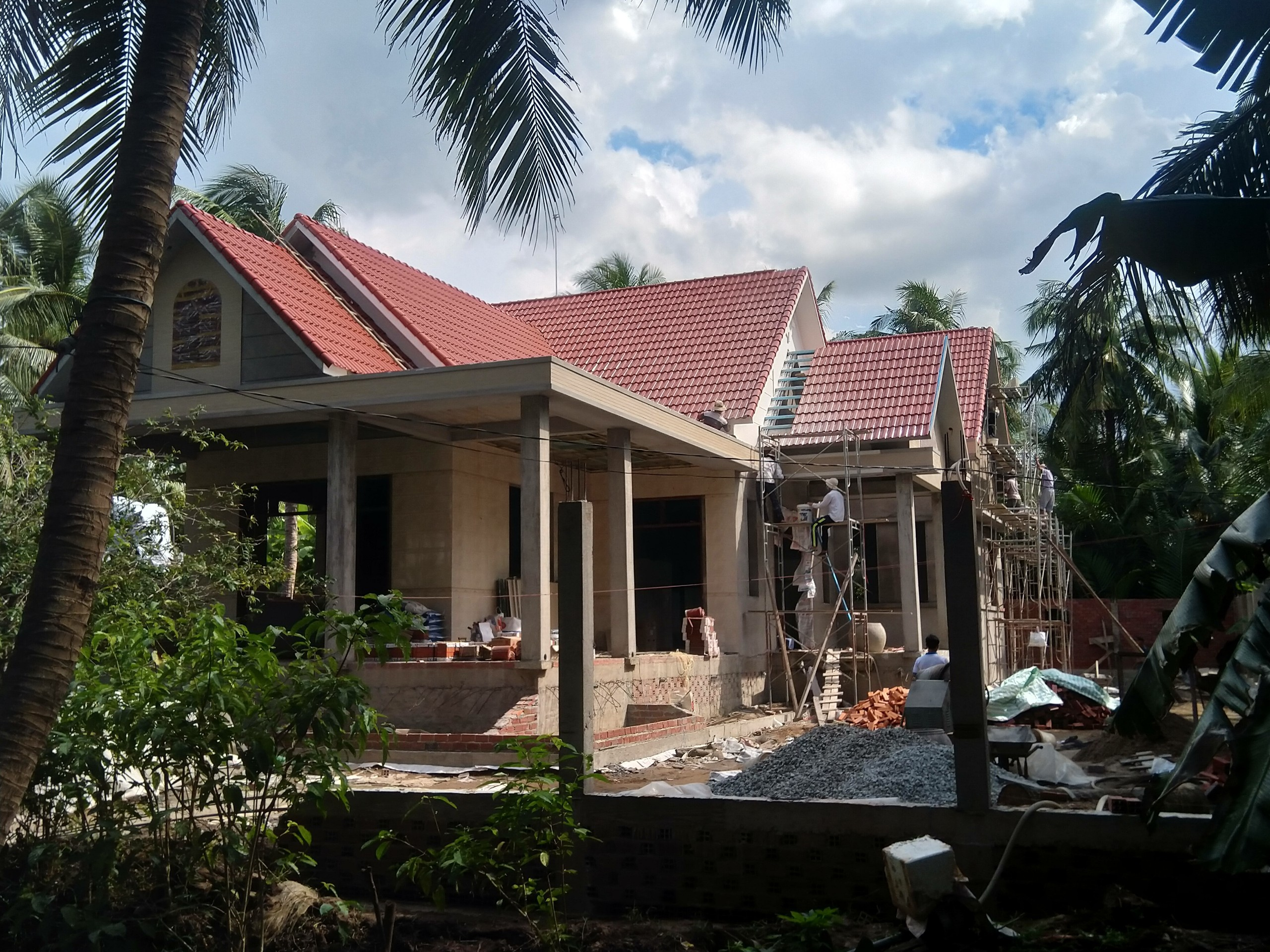 Thiết kế và thi công nhà tại Hưng Yên