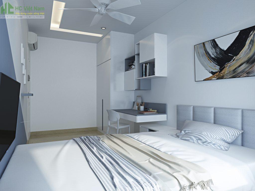 Thiết kế nội thất phòng ngủ con mang đến vẻ đẹp mới lạ, phá cách