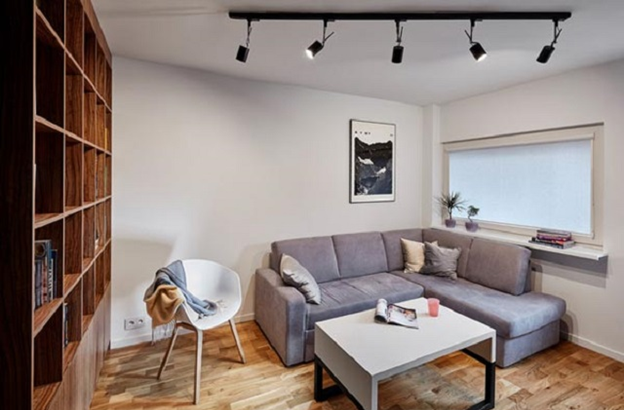 mẫu phòng khách chung cư
