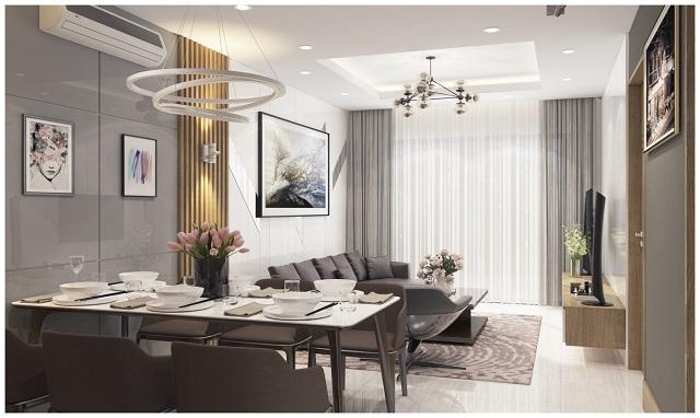 có nên thuê thiết kế nội thất chung cư