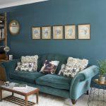 Khám phá 10+ ý tưởng phòng khách màu xanh độc và lạ