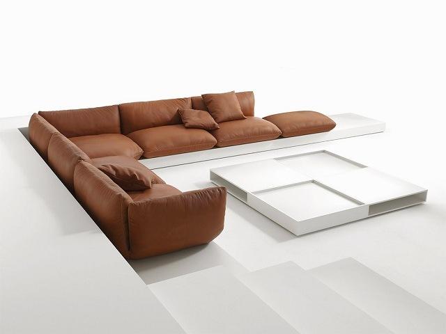phòng khách màu trắng 17