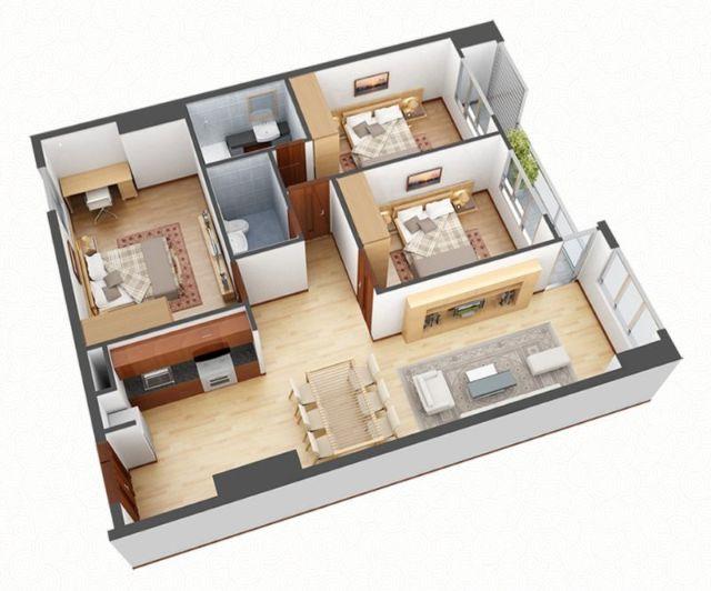 thiết kế nhà tại Thái Bình