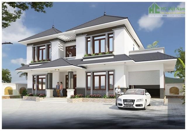thiết kế nhà tại sơn la