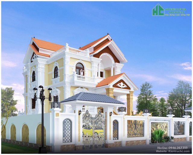 thiết kế nhà tại thái nguyên