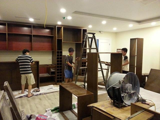 Báo giá thi công nội thất tại Kiến Trúc HC hiện nay ra sao?