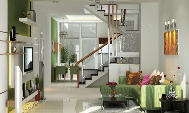 Phòng khách và phòng bếp có nên thiết kế thông nhau không?