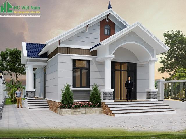 Kiến trúc HC - Công ty thiết kế nhà đẹp tại Hà Giang