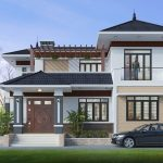 Công ty thiết kế nhà tại Sơn La đẹp hiện đại – Kiến Trúc HC