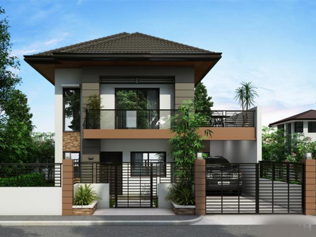 thiết kế nhà tại hòa bình