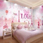 8 Cách trang trí phòng ngủ bằng giấy dán tường (CHỌN LỌC)