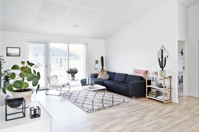 Thiết kế nội thất theo phong cách Scandinavian 2