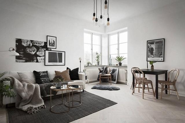 Thiết kế nội thất theo phong cách Scandinavian 4