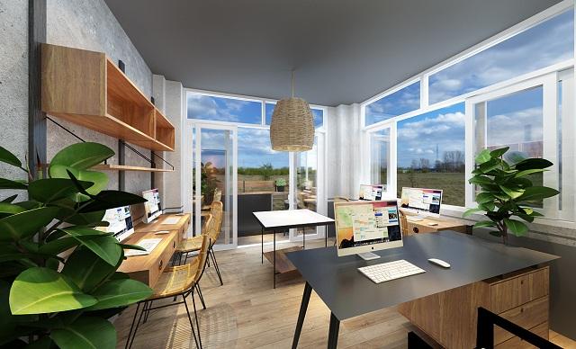 Phong thủy là một trong những yếu tố quan trọng cần lưu tâm khi thiết kế nội thất văn phòng