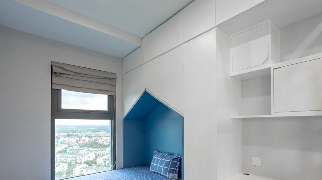 Phòng ngủ dành cho con trai