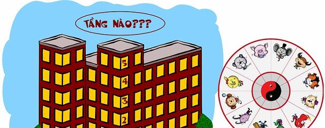 Cách chọn tầng chung cư theo tuổi như thế nào?