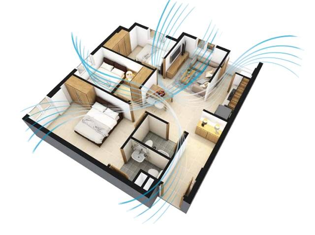 Cách xác định hướng nhà chung cư ra sao?