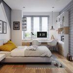 6 Gam màu CHUẨN sơn phòng ngủ nhỏ để đẹp và rộng hơn