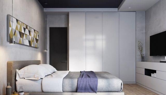 Kiểu phòng ngủ 70m2Kiểu phòng ngủ 70m2