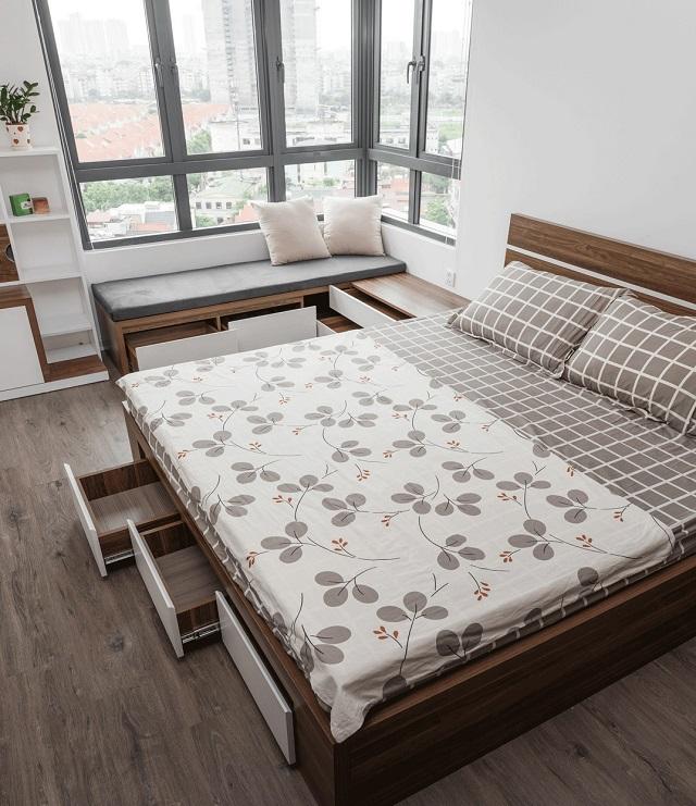 Mẫu với phòng ngủ 140m2