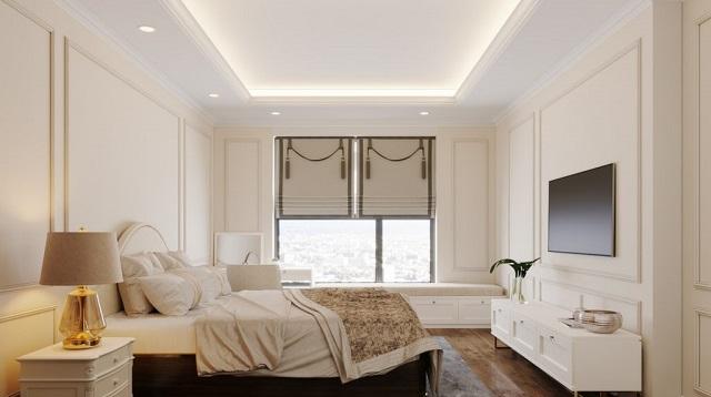 Phòng ngủ 120m2