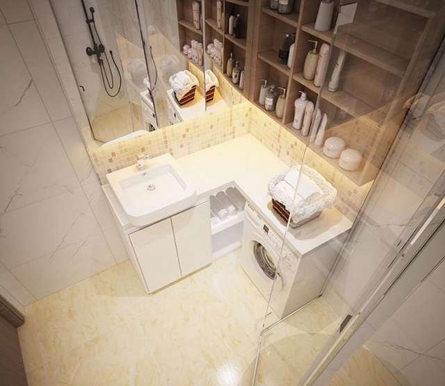 thiết kế nội thất chung cư diện tích nhỏ 23