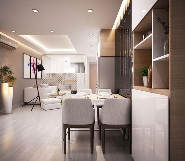 thiết kế nội thất chung cư diện tích nhỏ 26