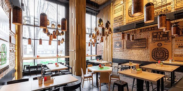 thiết kế nội thất quán cafe 1