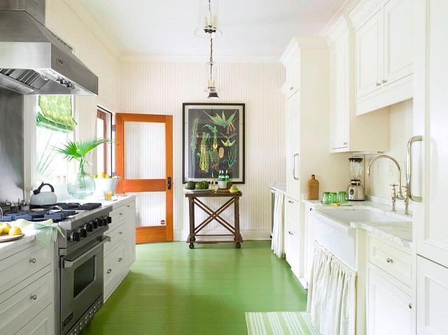 thiết kế nội thất nhà bếp biệt thự 3