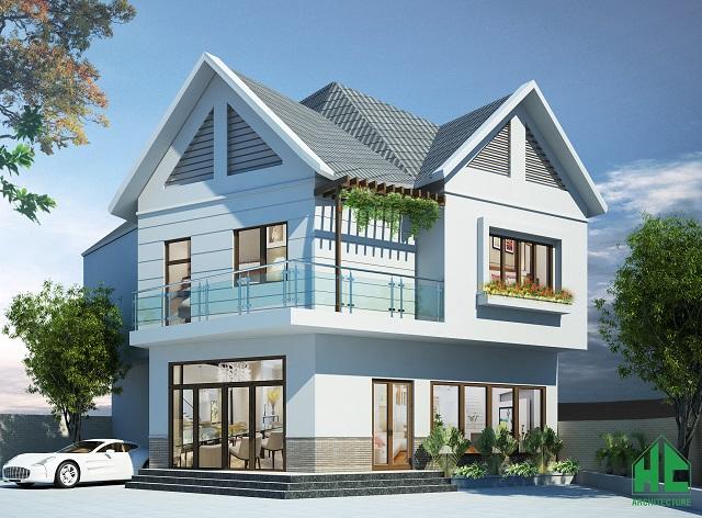 Khách hàng hài lòng vì thiết kế biệt thự ở Hà Nội