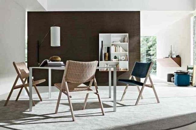 Đồ nội thất hiện đại giúp tạo điểm nhấn cho căn phòng hơn
