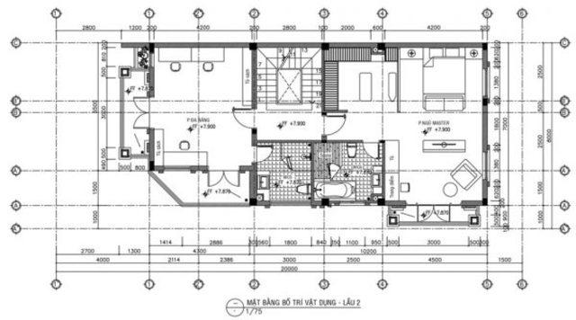 Thiết kế biệt thự hiện đại, sang trọng tại Hải Phòng