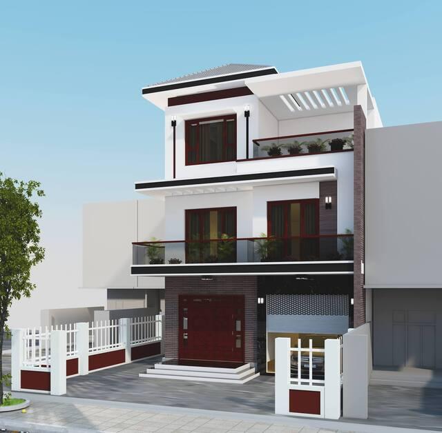 Kiến trúc HC – Đơn vị chuyên thiết kế biệt thự tại Hải Dương