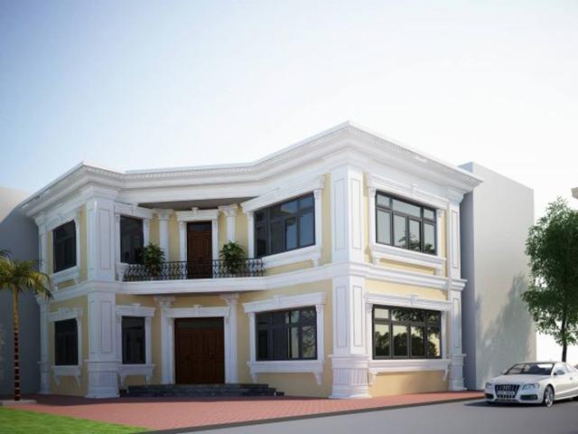 Công ty thiết kế biệt thự tại Hưng Yên