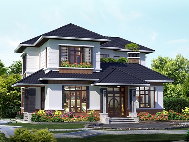 Kiến trúc HC – Đơn vị chuyên thiết kế biệt thự tại Phú Thọ