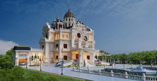 Thiết kế biệt thự tuyệt đẹp tại Hà Nam