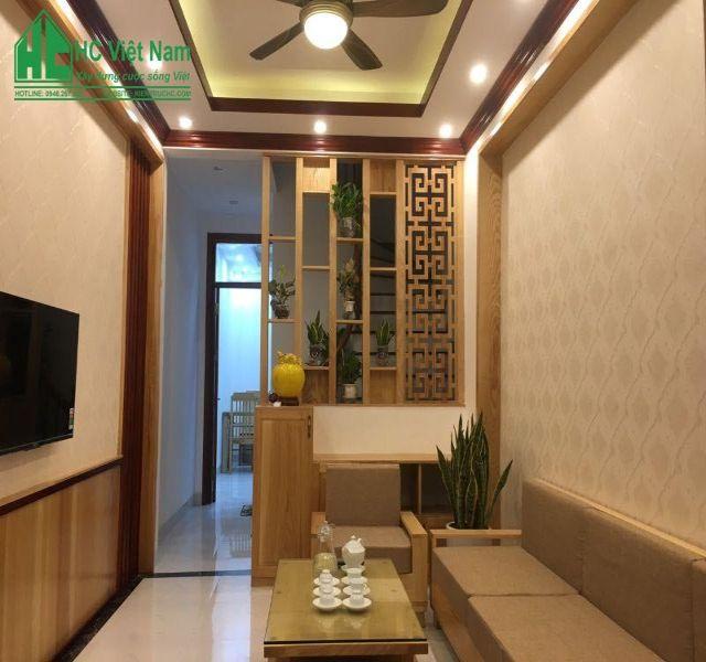 Thiết kế nhà đẹp tại Hà Nội – Chìa khóa trao tay