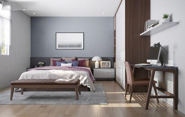 Thiết kế phòng ngủ nhỏ dành cho khách