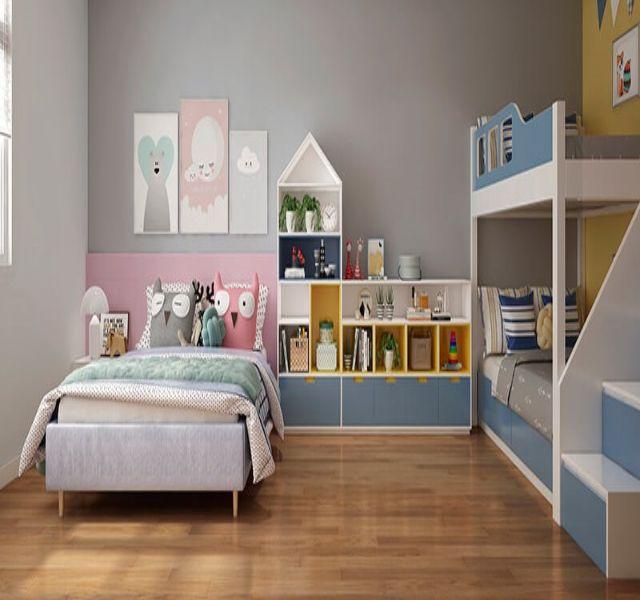 Phòng ngủ của con