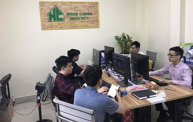 Công ty thiết kế nội thất Kiến Trúc HC