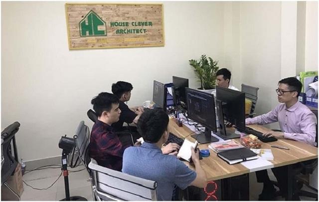 Công ty cổ phần kiến trúc & nội thất HC Việt Nam – Thiết kế nội thất tại Hải Phòng uy tín