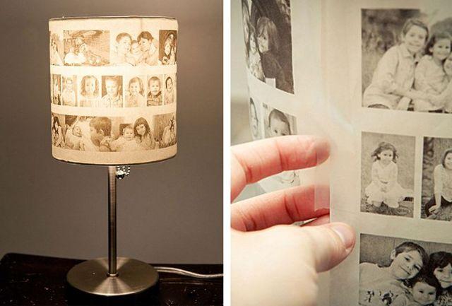 Làm phòng thêm lộng lẫy hơn với việc làm đèn ảnh