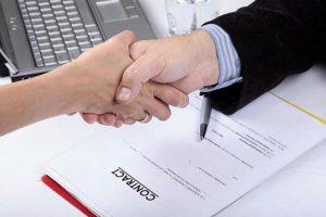 hợp đồng thi công nội thất