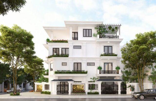 HC – Đơn vị chuyên thiết kế biệt thự tại Quảng Ninh