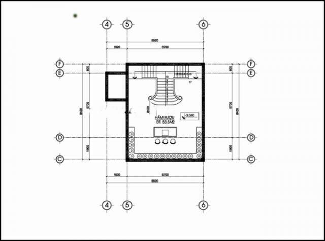 Thiết kế biệt thự tân cổ điển đẳng cấp 1000m2 tại Quảng Ninh 1