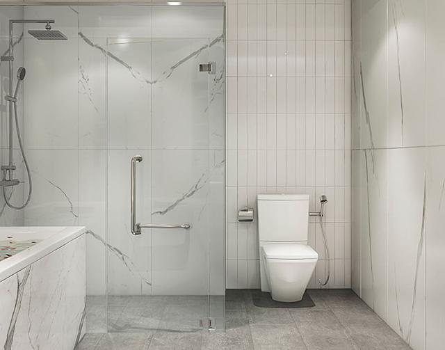 Mẫu Thiết kế nội thất nhà ống 5m x 20m mang phong cách hiện đại 19