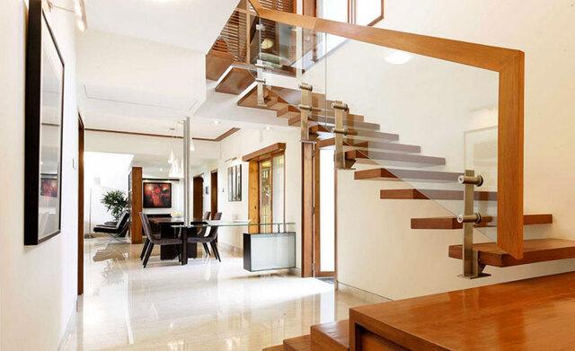 Tại sao cần phải tính bậc cầu thang theo phong thủy khi xây dựng nhà ở?