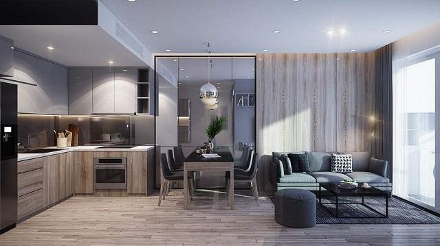 hi công nội thất chung cư tại Kiến trúc HC, bạn nhận được gì?