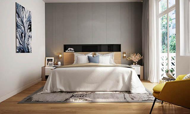 Phòng ngủ cho vợ chồng
