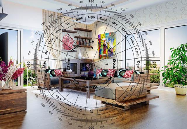 Tư vấn thiết kế nội thất tại Phú Thọ phong thủy
